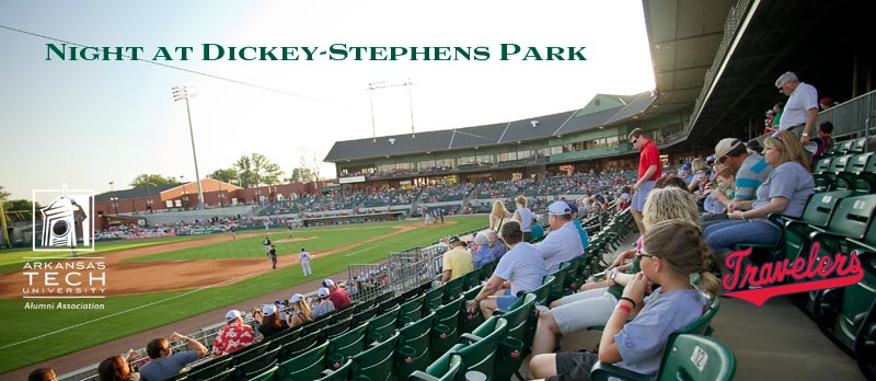 Night at Dickey-Stephens Park