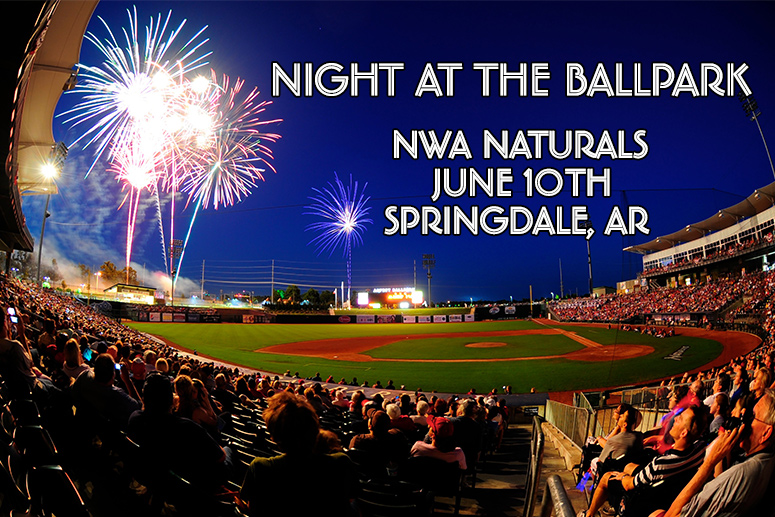 Night at the Ballpark - Springdale